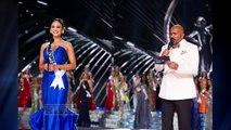 Retrouvailles entre Miss Colombie et Steve Harvey