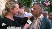 """Jean-Paul Belmondo : Paul Belmondo complexé par son image de """"fils de"""" ? Il répond ! (vidéo)"""