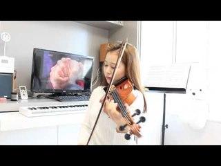 Nakashima Mica - Snow Flower violin solo