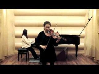 J.Sibelius violin concerto 2nd mov.