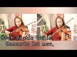 Bach Double violin Concerto 1st mov._Suzuki violin Vol.4