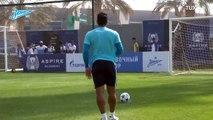 Technique de Hulk pour marquer un penalty