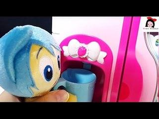 콩순이 말하는냉장고, 조이Talking Refrigerator toy and  Joy 言う 冷蔵庫 おもちゃ говорящий холодильник игрушка