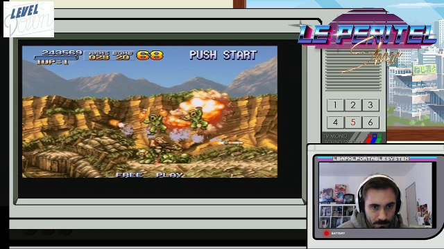 The Peritel Show ! : Metal Slug
