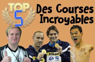 TOP 5 des Courses Incroyables en Natation - Salut les Baigneurs #11