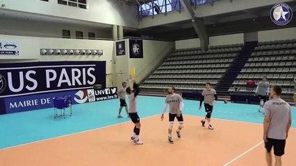 """Dinamo Moscou - Paris Volley : """"Prêt à l'affrontement"""""""