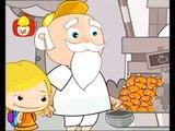 Kolory tęczy : Pomarańczowy, dla dzieci