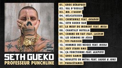Seth Gueko - Paracétamol - Audio