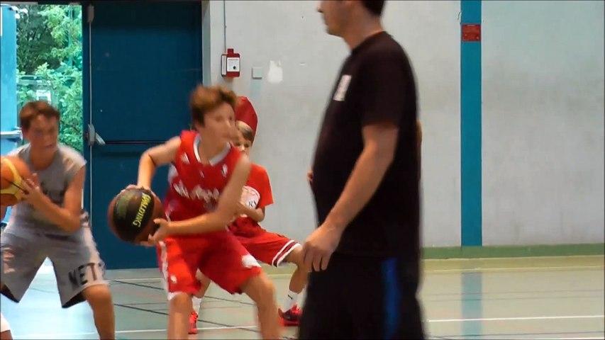 BOOK U13 - situation N°1 : Tenue de balle et départs en dribble by ETD_Basket35