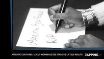 """Attentats de Paris: Siham Bengoua, Parisa, Lord Kossity...rendent hommage en chanson aux victimes avec """"Je prie pour Paris"""" (Vidéo)"""