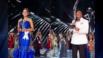 Concourt Miss Univers 2015 : Après l'incroyable erreur, Miss Colombie pardonne à l'animateur !