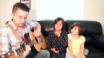 Three Little Birds - Acoustic Cover - Narvaez Music Covers - REALITYCHANGERS