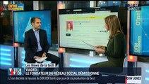 Les News de la Tech: Le fondateur et PDG de Viadeo Dan Serfaty démissionne - 18/01