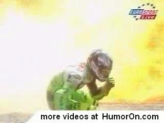 Kawasaki explosion