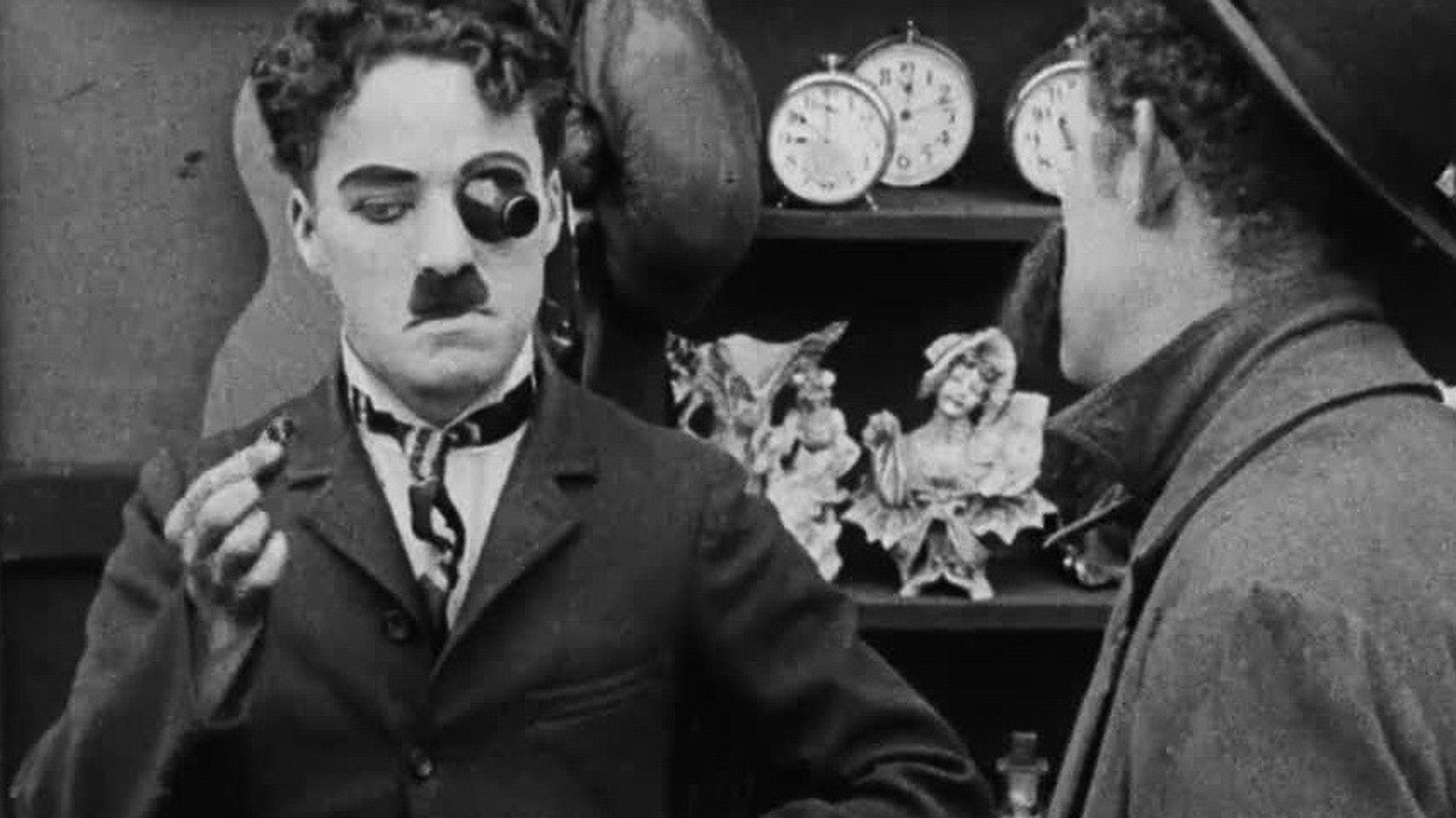 The Pawnshop (1916) Charles Chaplin, Henry Bergman, Edna Purviance.  Comedy, Short