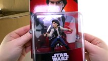 Disney Infinity 3.0 Star Wars Unboxing Darth Vader Luke Skywalker Chewbacca Han Solo