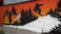 Graffity - Lipetsk, Krajnyaya, 6