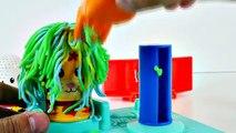 Play Doh Fuzzy Pet Salon Animal Activities Playset - Peluquería de Mascotas y Animales!