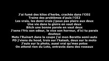 SCH  Solides Parole (Lyrics+paroles)