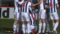 José Salomón Rondón Goal HD - Bristol City 0-1 West Brom - 19-01-2016 FA Cup