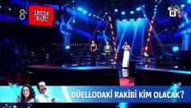 Tuğba Akyol & Zafer Eyri & Zeynep Elçin Aydın - Tanrı Misafiri | O Ses Türkiye Düellolar (Trend Videolar)
