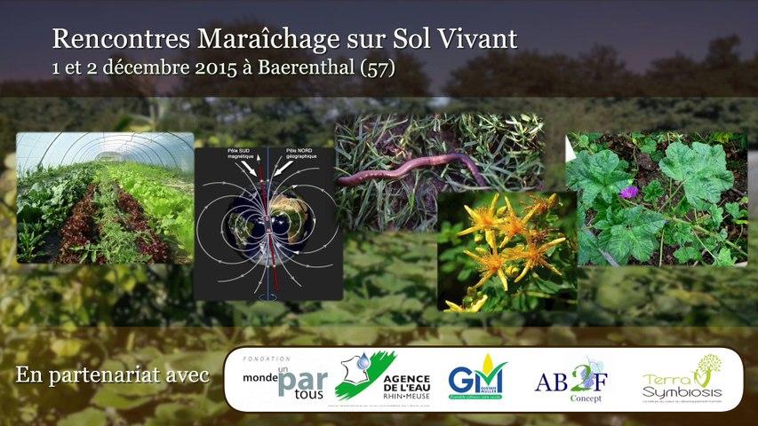 MSV 2015 - Les plantes bioindicatrices - Miguel Neau