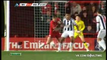 All Goals & Highlights Bristol City 0-1 West Brom - 19-01-2016 FA Cup
