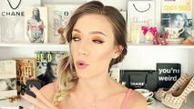 Natural Dome Shadow Tutorial for Hooded Eyes! | Stephanie Lange