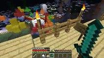 Minecraft: WORLD OF RAINBOWS! - Christmas Trolling - Custom Map [4]