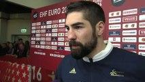 Hand - Euro (H) - Pologne-France : Nikola Karabatic «Une très mauvaise entame de match»
