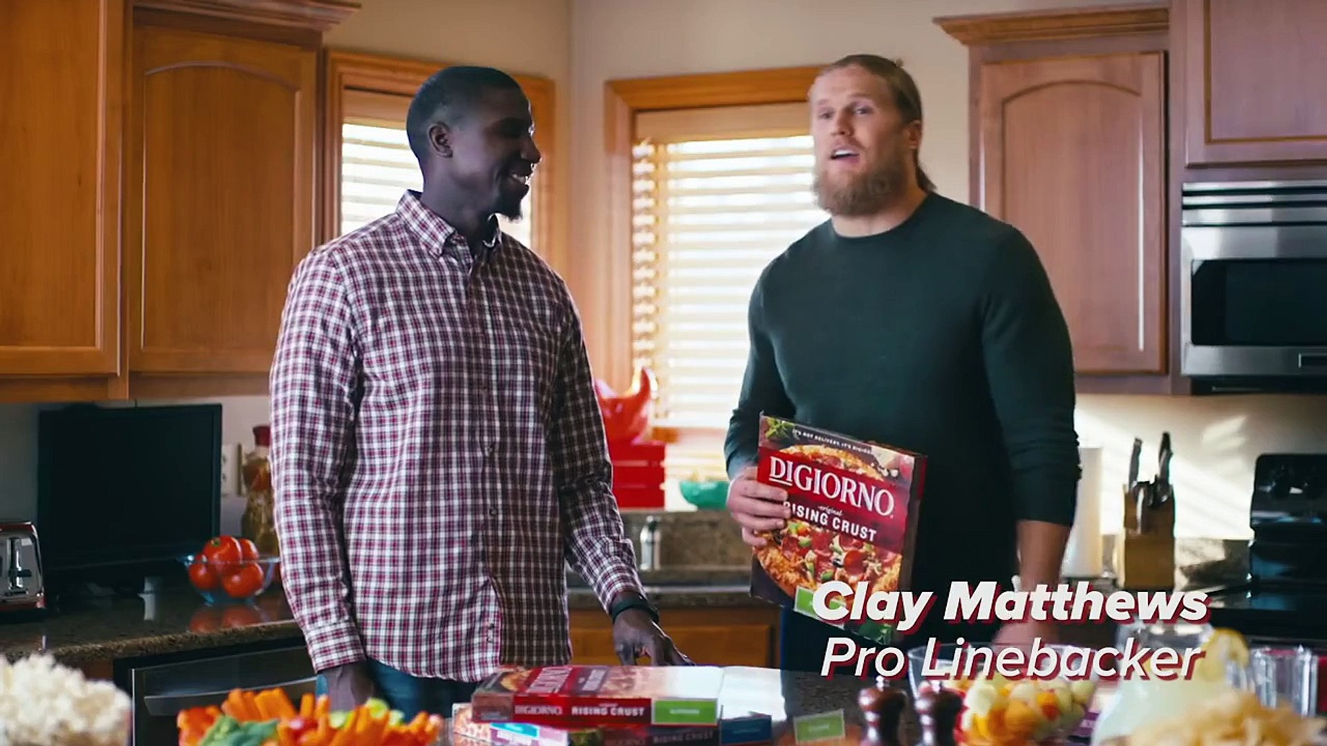 Typical Game Day Party Guests featuring Clay Matthews | #MakeTheRightCall