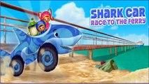 Команда Умизуми: Акула-мобиль гонки на пароме - Team Umizoomi :Shark car race to the ferry