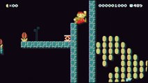 "Super Mario Maker - Viewer Levels - Name: ""Do not get HURT (my first level)"" - ID: FBD3-0000-0190-D71F"