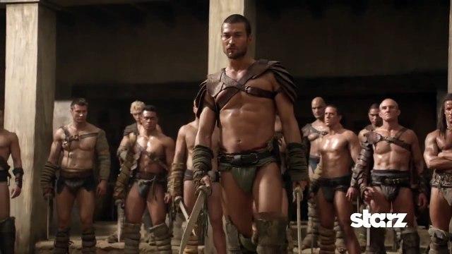 Spartacus - Crixus & Spartacus