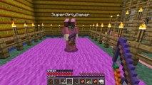 Minecraft: JENS DREAM GAME - PAT & JEN THEMEPARK [4]