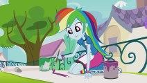 MLP: Equestria Girls Rainbow Rocks | Cortos Animados [5º Corto] Al Ritmo de Pinkie (Españo