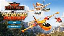 Planes Fire & Rescue Piston Peak Pursuit/ Самолёты: Огонь и Вода