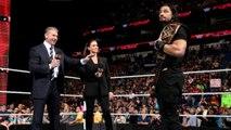 El Sr. McMahon & Stephanie McMahon se dirigen al Elenco WWE | Raw Latino ᴴᴰ