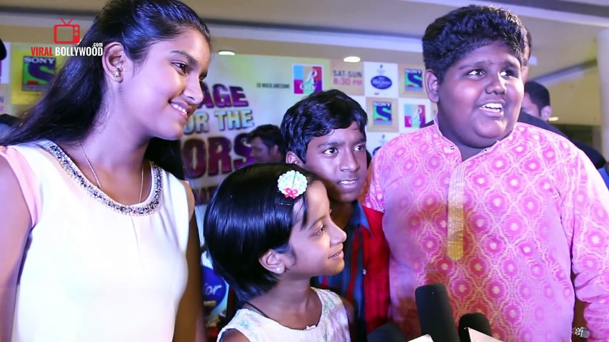 Vaishnav Girish _ Nahid Afrin _ Ranita Banerjee _ Ajay Brijwasi _ Interview _ Indian Idol Junior 2