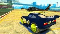 Batmobile Lightning McQueen Batman Spider man Disney cars Nursery Rhymes Childrens Songs