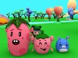 Мультфильмы для Детей - Руби и Йо-Йо - Игра в Платочек
