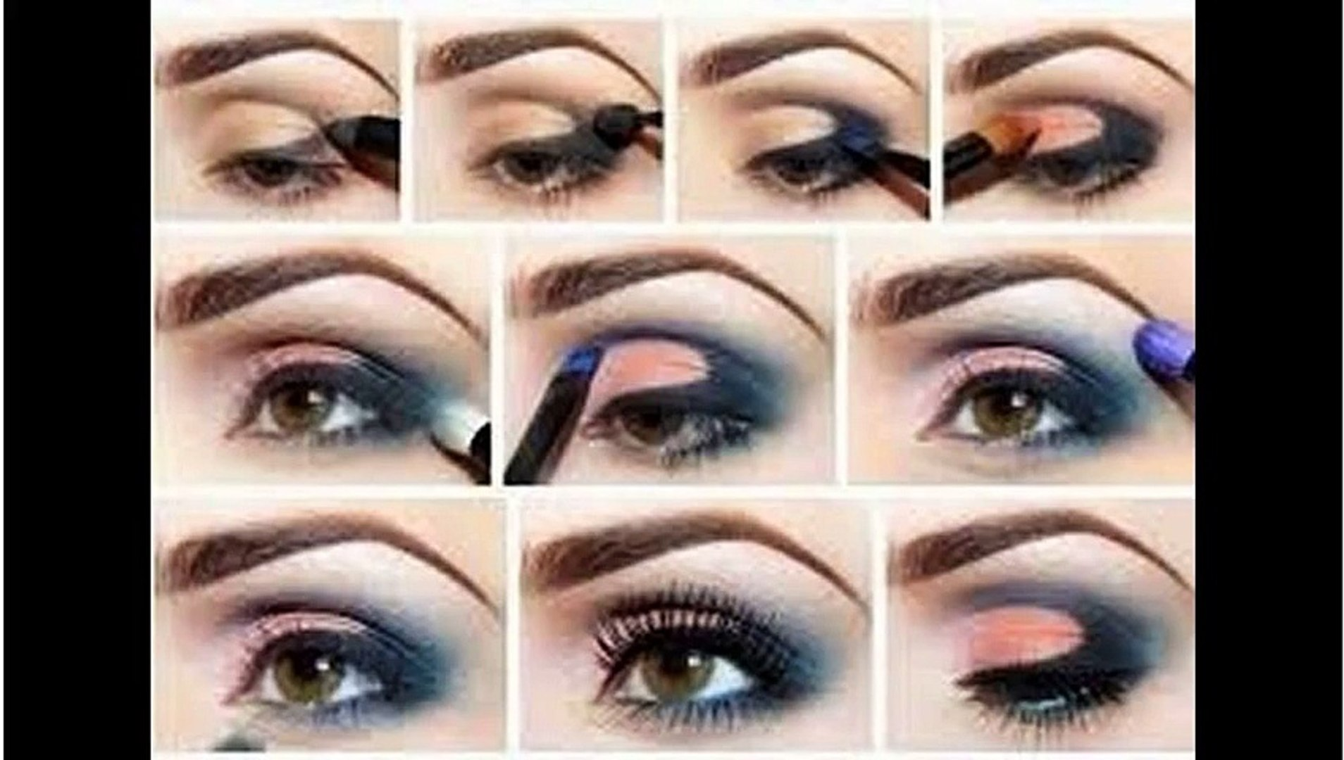 Eye Makeup as Daily Wear Makeup beautifull eye makeup for daily routine - beauty tips for girls