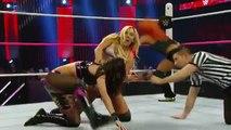 Charlotte & Becky Lynch vs. Brie Bella & Alicia Fox- Raw
