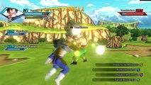 Gohan Goku Vegeta Vs Tenshinhan Piccolo Krilin DRAGON BALL XenoVerse BATALLA