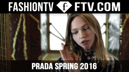 Spring 2016 with Prada Womenswear | FTV.com