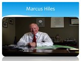 Marcus Hiles a modern businessman