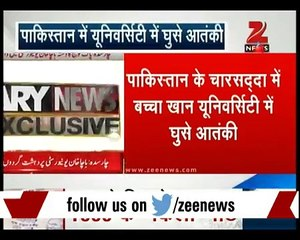 How Indian Media reporting Terrorists attack on Bacha Khan University in Pakistan