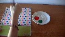 Decora tus cuadernos y carpetas - Tutoriales Belen (Yn0TQvc9G1o)