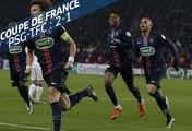 Coupe de France, 16e de finale : Paris-SG-Toulouse Fc (2-1), les buts