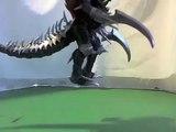 S.H. Monsterarts - Gigan